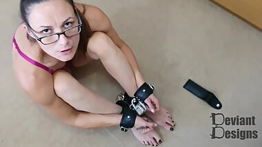 Bratt Spanks and Broken Locks - Padlock Escape Challenge